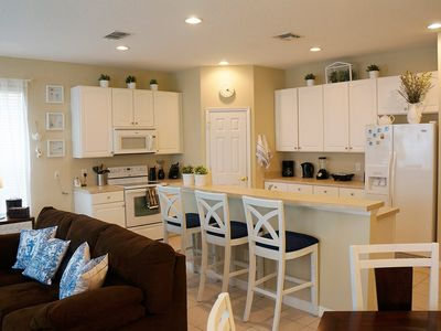 Photo for 4 bedroom vacation home with Resort benefits awaits you and only moments from Disney!