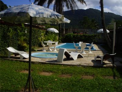 Photo for House 4 suites with Pool for the comfort of your Grand Family
