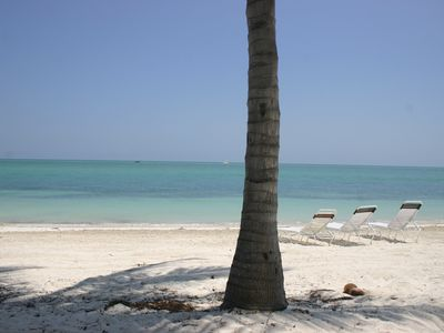 Photo for Fantastic Private Beach-White Sand, Crystal Clear water! Pool wifi It's Loaded!