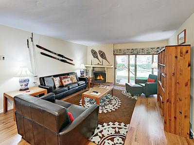 Living Room - Welcome to Carbondale! This condo is professionally managed by TurnKey Vacation Rentals.