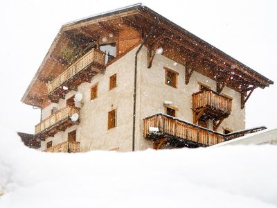 Photo for Holiday house Peisey Nancroix for 10 persons with 5 bedrooms - Holiday house