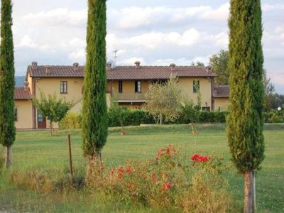 Photo for Holiday apartment Cascina for 4 persons with 1 bedroom - Holiday apartment in a farmhouse