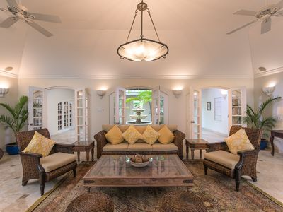 Photo for Luxurious dream House on the West Coast of Barbados