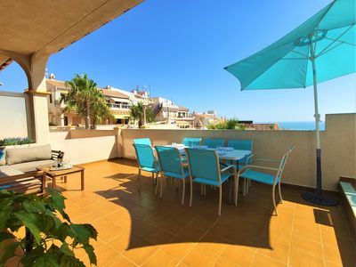 Photo for 4BR Bungalow Vacation Rental in Torrevieja, Valencia