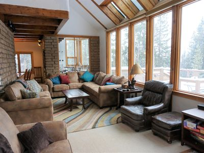 Photo for Complete Seclusion Close to Downtown Breck