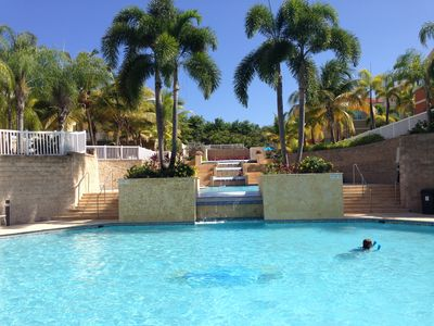 Photo for Beautiful Beach Townhouse In Aquabella Palmas Del Mar