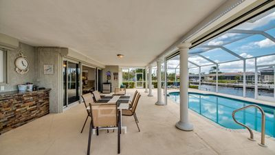 Photo for Spacious,Comfortable & Great Location,Heated Pool & Outside Grill Station- Villa Ariel - Cape Coral