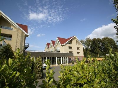 Photo for Lovely group accommodation with multiple balconies and kitchens on the Resort De Zeven Heuvelen.