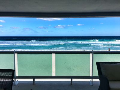 Photo for The perfect ocean front house in hotel zone