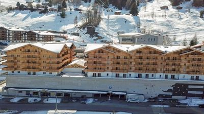 Photo for The Residence *** La Tzoumaz-Verbier 4 persons 10