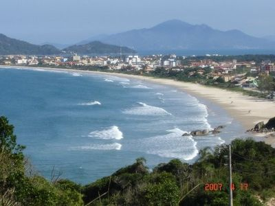 Photo for House 3 bedrooms, comfortable, large balcony - Praia do Mariscal - Firecrackers - SC