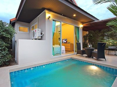 Photo for Plunge Pool 2 Bedroom Villa B31