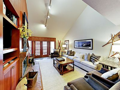 Living Room - With TurnKey, you can always expect exceptional service and a high-quality experience.