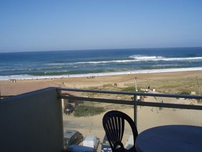 Photo for Superb view over the Atlantic, very well lit and quiet apartment