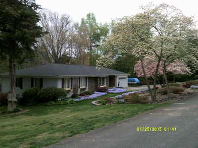 Photo for TIEC 45 minutes Lakefront 3BR sleeps 10+ 3BA