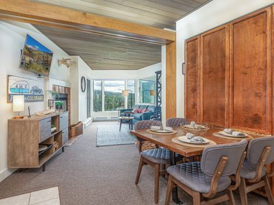 Photo for NEW LISTING!! Luxury Ski-in, Ski-Out Boutique Studio with a View