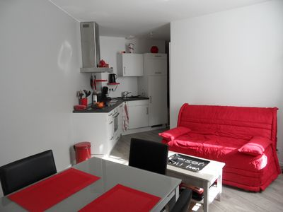 Photo for 1BR Apartment Vacation Rental in Cauterets, Occitanie