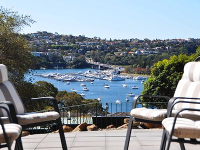 Photo for Stunning Water Views - Mosman Holiday Home