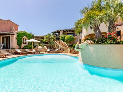 Photo for Porto San Paolo Holiday Home, Sleeps 5 with Pool and Air Con