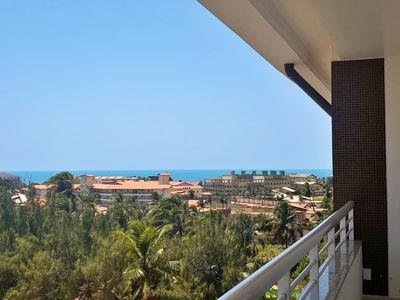 Photo for Ideal apartment for companies and groups up to 10 people Sea view in Porto das Dunas, CE