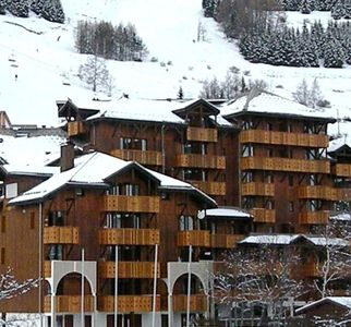 Photo for APARTMENT OF 31 M2 (6 beds) - In the Center of the Village - LES 2 ALPES