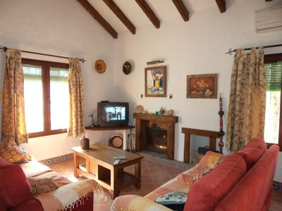Photo for Beautiful house with private pool, air of Conil beach