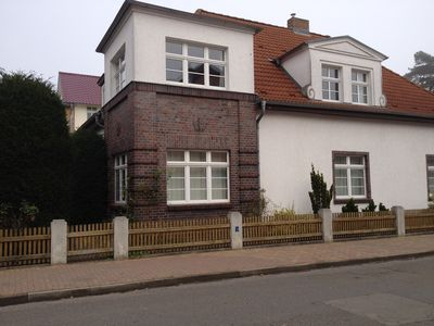 Photo for Villa Kreimbrink - Apartment 3 - 100m to the beach / Baltic Sea