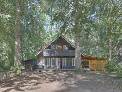 Photo for Quiet chalet w/ private hot tub, lots of space, and convenient location!