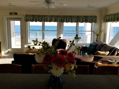 Photo for Hampton Beach - Ocean Front Condo with Best Views in Town