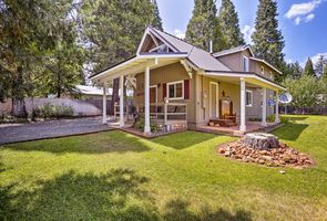 Photo for 3BR Cabin Vacation Rental in Trinity Center, California