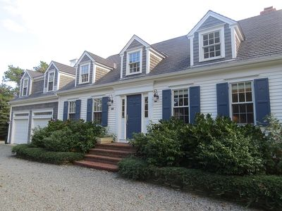 Photo for Charming expanded Cape style home in the highly sought after Stage Neck area of Chatham.