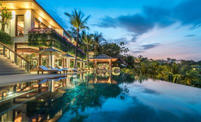 Photo for Paradise Ocean View Luxury Pool Villa