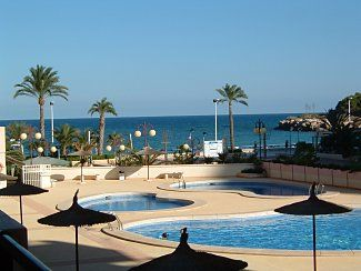 Photo for 1BR Apartment Vacation Rental in Calp, Valencian Community