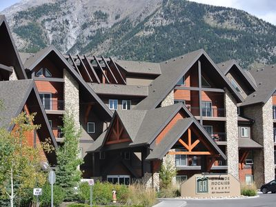 Photo for Luxury Resort, 2 Bedroom Condo Walking Distance To Downtown Canmore