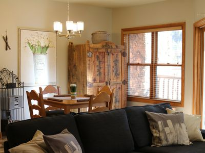 Photo for Luxury Condo - Walk to Ski Lifts! Newly updated!