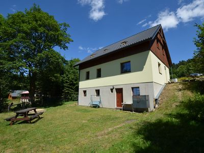 Photo for Detached, spacious holiday home with fireplace and sauna