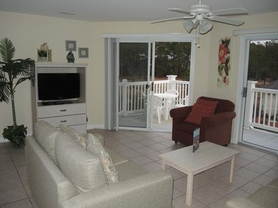 Photo for Full Kitchen, 2 Bedrooms, 2 Bathrooms, Golf Resort, Close to Beach in Calabash, NC(2607M)