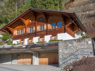 Photo for 3 room apartment for 4 person in a quiet area in Adelboden