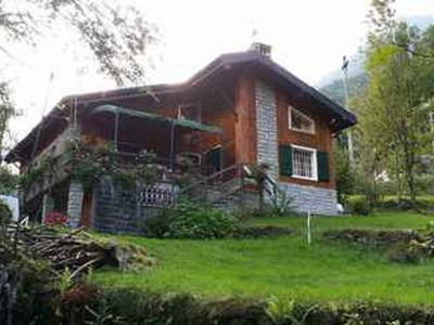 Photo for Romantic Chalet surrounded by nature at the foot of Monte Rosa