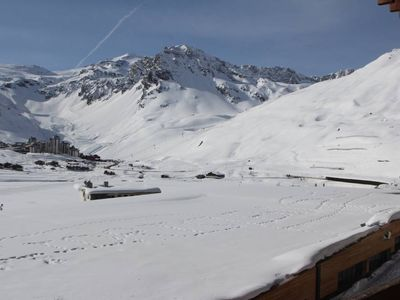 Photo for 4-star, spacious, sunny flat with stunning views in the heart of Tignes le Lac