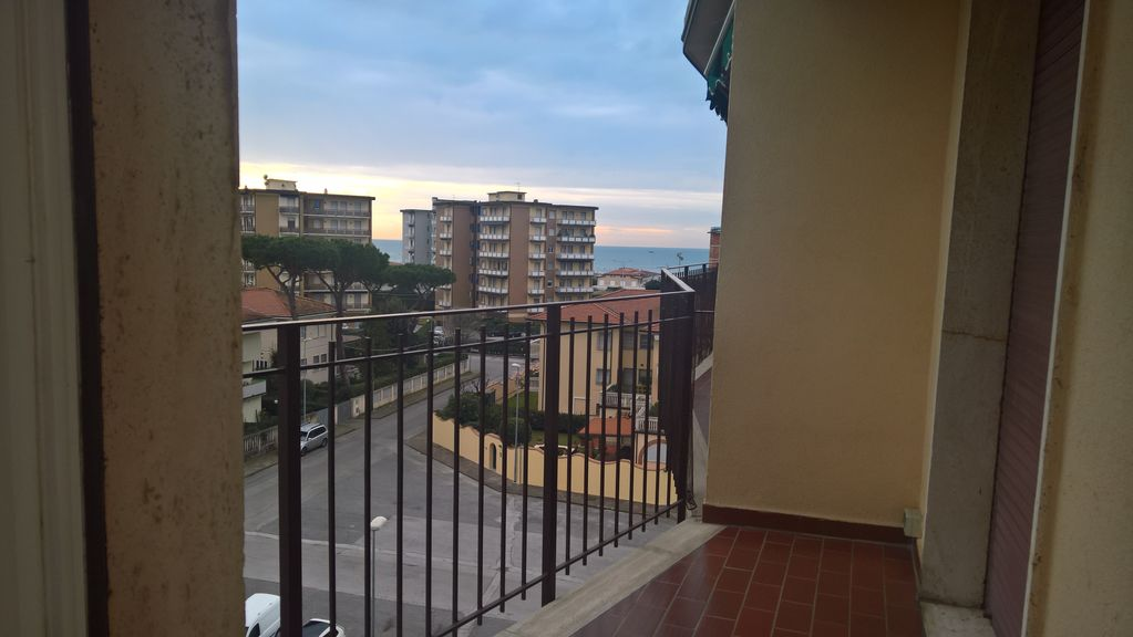 Included bed breakfast parking optional homeaway for Bagno zara nord viareggio