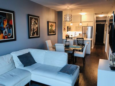 Photo for 2BR Apartment Vacation Rental in Old Toronto, ON