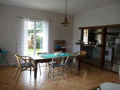 Photo for 4 people apartment in typical village of the 16th century Bearn