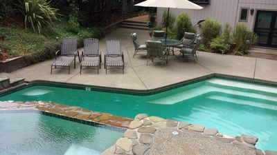 Photo for Pool & Hot Tub  Sleeps 6-8  Three  King /Queen