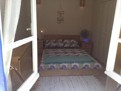 """Photo for Traditional House on a beautiful unspoilt Greek Island. """"VATHI VIEW"""", Vathi,"""