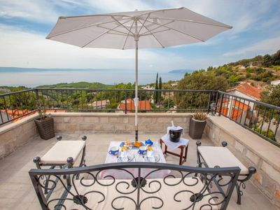 Photo for ctma151- new renovated stone house is located in a small Dalmatian place, 4 + 2 persons