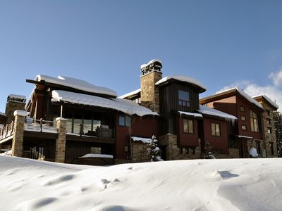 Photo for Timberline Lodge: True Ski in/Out, Featured on the cover of Denver Life magazine