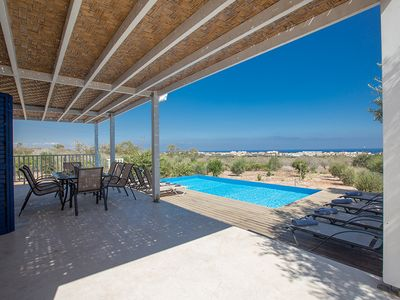 Photo for Villa Electra, Stunning 4BDR Protaras Villa, few minutes drive to Fig tree Bay
