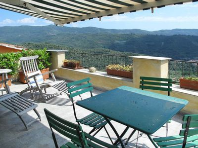 Photo for Vacation home Casa Bella Vista (DOL284) in Dolcedo - 4 persons, 2 bedrooms