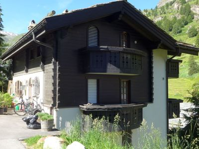 Photo for Apartment Chatillon in Zermatt - 4 persons, 1 bedrooms